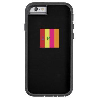 Coque iPhone 6 Tough Xtreme AMOUR dur du code I M de prisme de cas de Xtreme