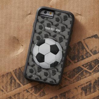 Coque iPhone 6 Tough Xtreme Cadeaux frais du football du football   de sport