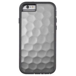 Coque iPhone 6 Tough Xtreme La boule de golf embrève le motif de texture