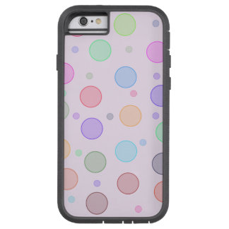 Coque iPhone 6 Tough Xtreme Les bulles Iphone/Samsung/Ipad/IPod enferme des