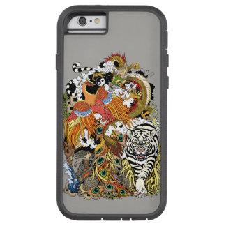 Coque iPhone 6 Tough Xtreme quatre animaux célestes