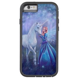 Coque iPhone 6 Tough Xtreme Rhiannon - licorne et fée