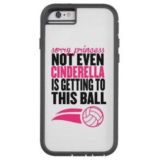 Coque iPhone 6 Tough Xtreme Volleyball : Princesse désolée Ball