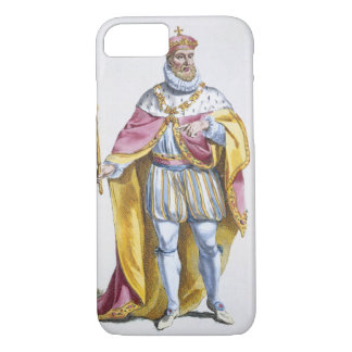 Coque iPhone 7 1527-98) rois de Philip II (de l'Espagne de