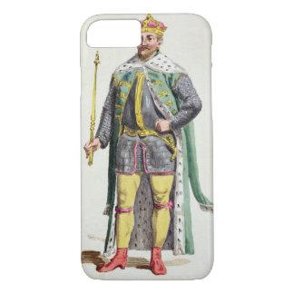 Coque iPhone 7 1534-88) rois de Frederick II (du Danemark de