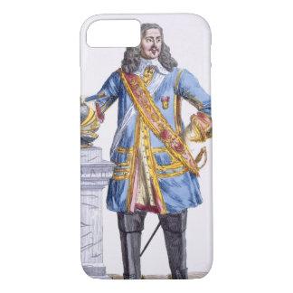 Coque iPhone 7 1608-70) ducs de George Monke (d'Albermarle de 'au