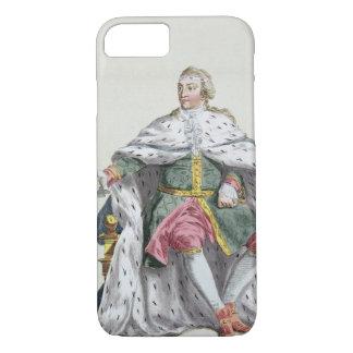 Coque iPhone 7 1682-1718) rois de Charles XII (de la Suède de