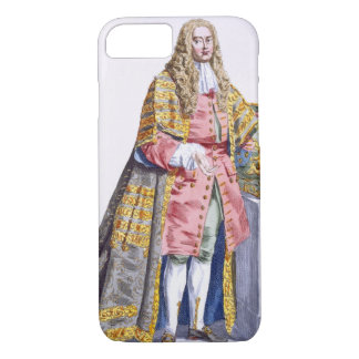 Coque iPhone 7 1690-1764) premiers seigneurs Hardwick de Philip