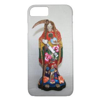 Coque iPhone 7 7 COULEURS Père Noël Muerte