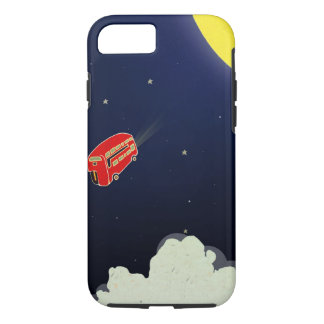 Coque iPhone 7 À la lune