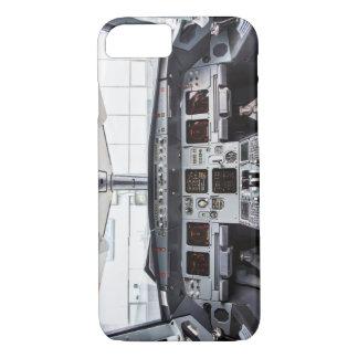Coque iPhone 7 Airbus A321 habitacle Smartphone gaine