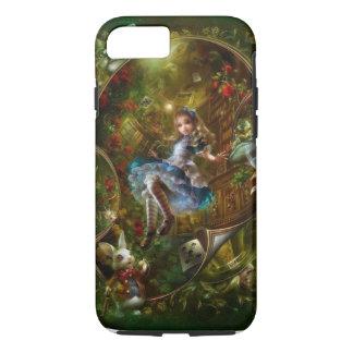 Coque iPhone 7 Alice dans le cas de l'iPhone 7 du pays des