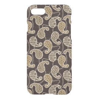 Coque iPhone 7 Arrière - plan de style de Paisley