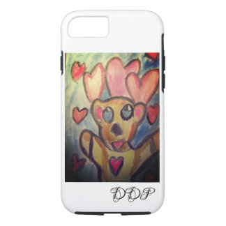 Coque iPhone 7 art 2 d'ours