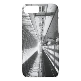 Coque iPhone 7 Assouan Egypte, intérieur de station de train de