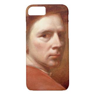 Coque iPhone 7 Autoportrait, c.1830s (huile sur la toile)