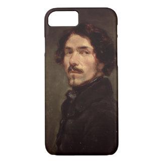 Coque iPhone 7 Autoportrait, c.1840 (huile sur la toile) (voyez