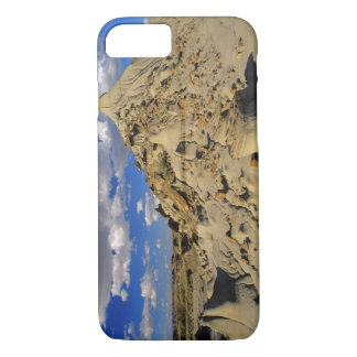Coque iPhone 7 Bad-lands au parc provincial de dinosaure dans
