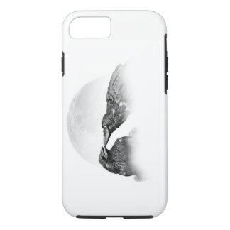 Coque iPhone 7 baisers sous la lune
