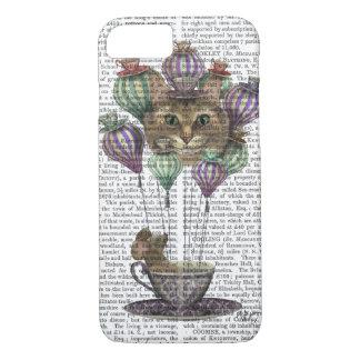 Coque iPhone 7 Ballon à air chaud de chat de Cheshire
