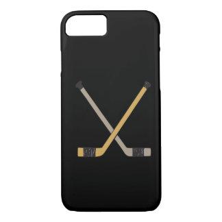 Coque iPhone 7 Bâtons de hockey