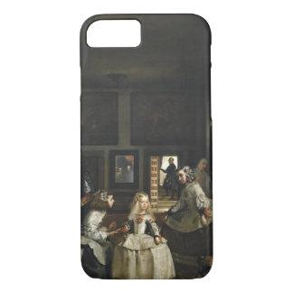 Coque iPhone 7 Beaux-arts de Las Meninas Diego Velázquez