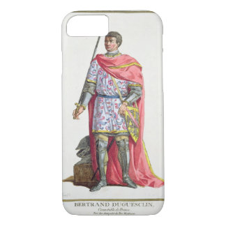 "Coque iPhone 7 Bertrand du Guesclin (1320-80) de ""DES E de"