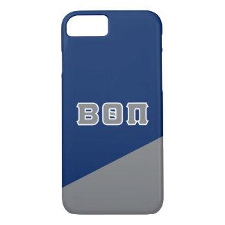 Coque iPhone 7 Bêtas lettres de Grec du thêta pi |