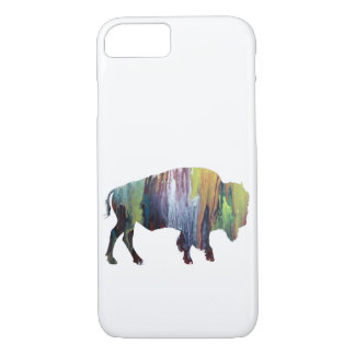 Coque iPhone 7 Bison/Buffalo