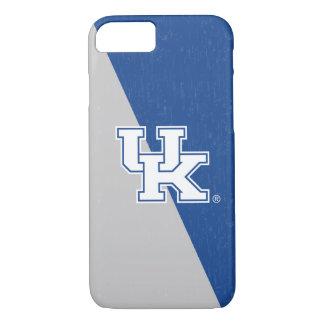 Coque iPhone 7 Bloc BRITANNIQUE de couleur du Kentucky   Kentucky
