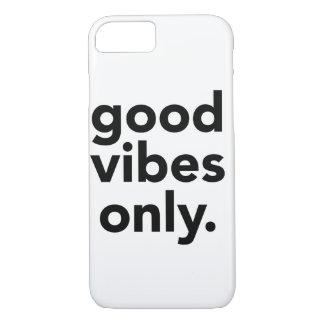 Coque iPhone 7 Bon cas de l'iPhone 7 de vibraphone seulement