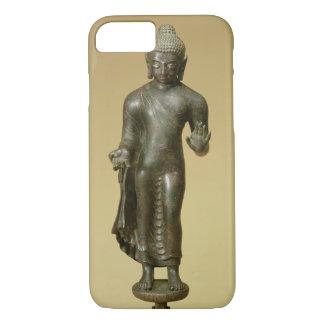 Coque iPhone 7 Bouddha, Gupta, Phopnar (bronze)