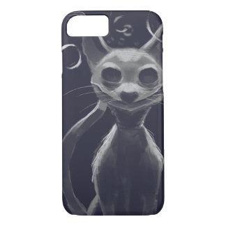 Coque iPhone 7 Bouillonne le chat de Sphynx