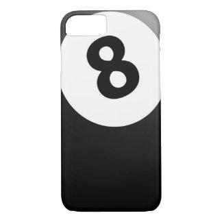 Coque iPhone 7 Boule 8