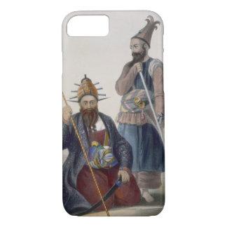Coque iPhone 7 Bourreau en chef et assistant de Sa Majesté