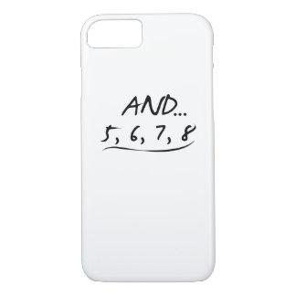 Coque iPhone 7 Cadeau drôle de professeur de danse et 5 6 7 danse