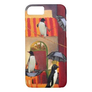 Coque iPhone 7 Café de pingouin