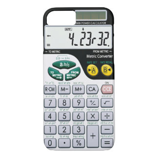 Coque iPhone 7 Caisse de calculatrice
