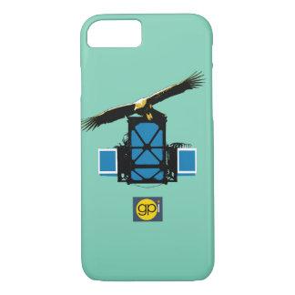 Coque iPhone 7 Caisse de cellules de GPI - transparente