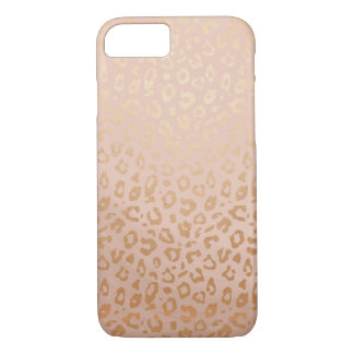 Coque iPhone 7 Caisse rose de l'iPhone 7 de motif de poster de
