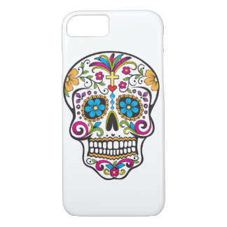 Coque iPhone 7 calaca Mexique de La