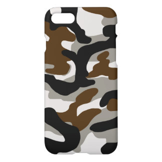 Coque iPhone 7 Camo moderne