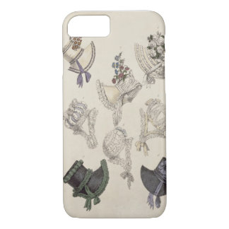 Coque iPhone 7 Capots de jour, plat de mode de Reposi d'Ackermann