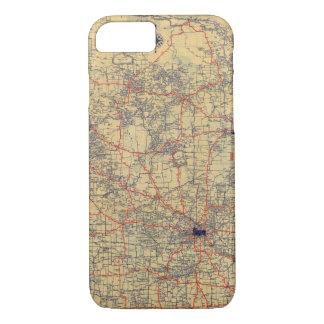Coque iPhone 7 Carte de norme du Minnesota
