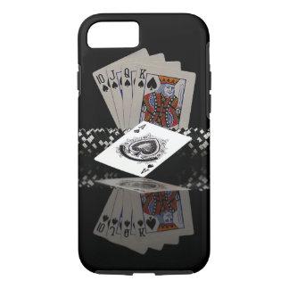 Coque iPhone 7 Cartes de tisonnier avec des puces