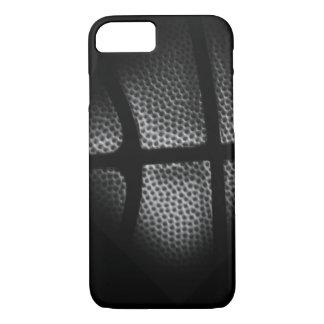 Coque iPhone 7 Cas DE HAUTE RÉSOLUTION de noir classique de