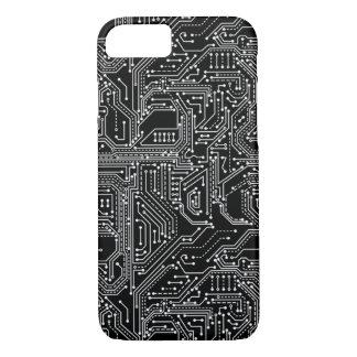 Coque iPhone 7 Cas de l'iPhone 7 de carte d'ordinateur