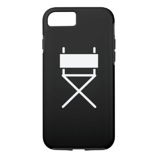 Coque iPhone 7 Cas de l'iPhone 7 de Chair Pictogram de directeur