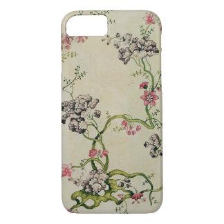 Coque iPhone 7 Cas de l'iPhone 7 de conception florale