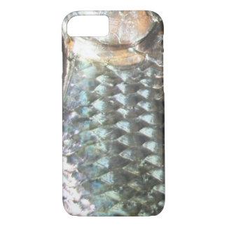 Coque iPhone 7 Cas de l'iPhone 7 de fureur de pêche (tarpon)